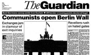 The Guardian, 10 November 1989.
