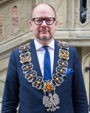 Pawel Adamowicz,格但斯克已故市长。