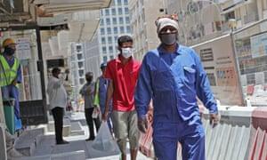 Street in Doha