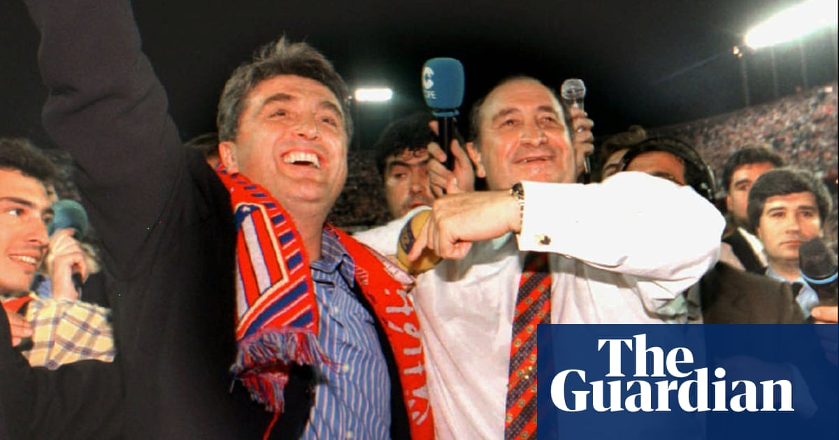 Radomir Antic, former Atlético Madrid manager and Luton player, dies aged 71