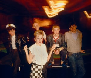 Tomfoolery … 80s poppers Altered Images, fronted by Clare Grogan.