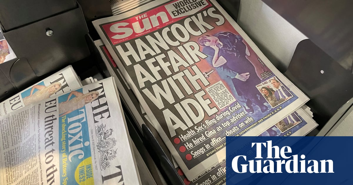 Matt Hancock's breach could erode UK's adherence to Covid rules, scientists say