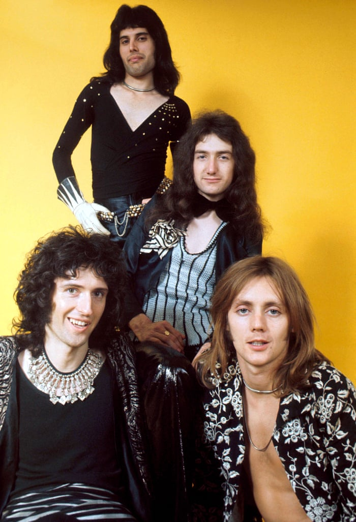 Queen's 50 UK singles – ranked! | Music | The Guardian