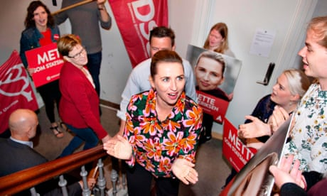 Denmark's centre-left set to win election with anti-immigration shift