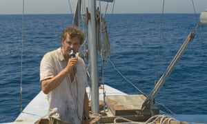 A budget the size of a cruise ship … Colin Firth in The Mercy, one of two StudioCanal films about amateur yachtsman Donald Crowhurst.