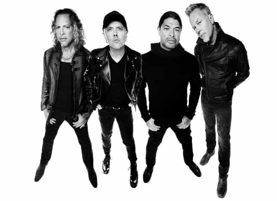 Metallica: winning riffs.