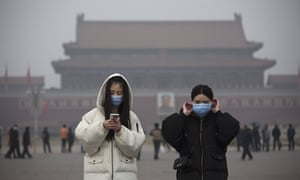 Authorities in Beijing are working on ventilation 'corridors' to help tackle the smog that blights the city.