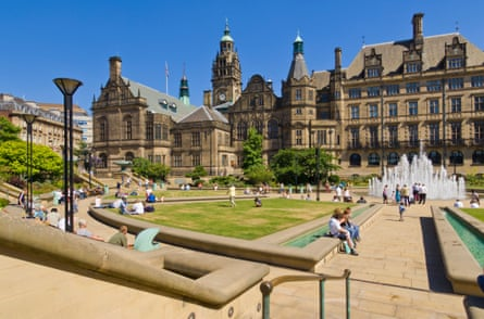 Sheffield 'has been supported by political parties of all colours', according to minister Anna Soubry.
