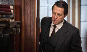 Hugh Grant in A Very English Scandal.