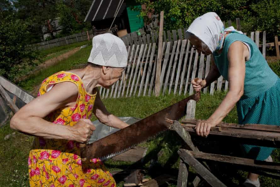 photo: Nadia Sablin from the series AUNTIES supplied by nadia sablin