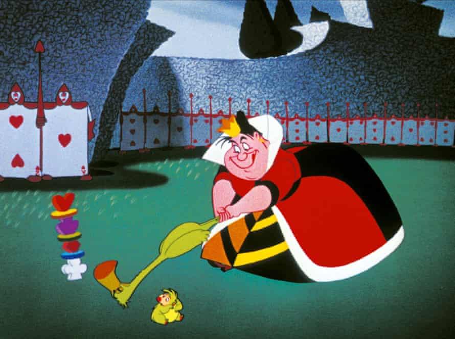 Disney's the Queen of Hearts