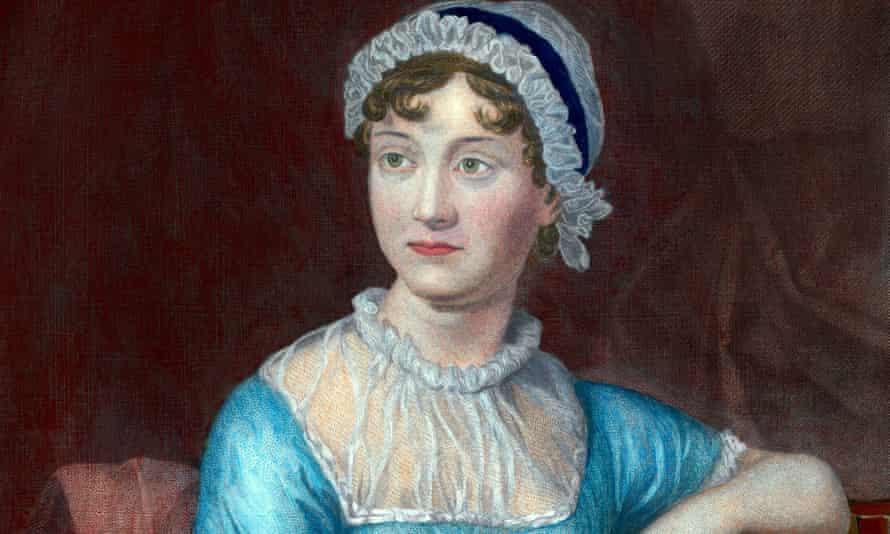 Jane Austen, circa 1800.
