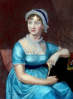 Lesbian subtext to Northanger Abbey? … Jane Austen.
