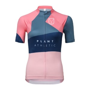 Plant Athletic cycle jersey