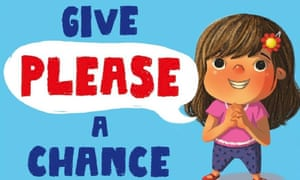 give please a chance picture book