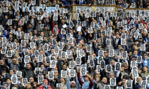 Napoli fans show their support for Kalidou Koulibaly