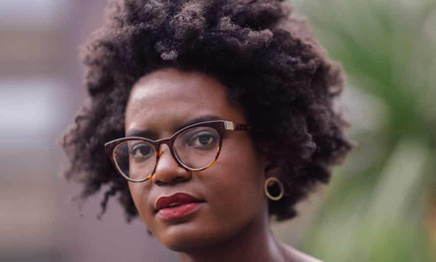 British author Reni Eddo-Lodge, whose book Why I'm No Longer Talking to White People About Race has topped a list of Top 10 books by women that changed the world