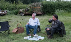 Defiantly, almost foolhardily English … The Grand Tour.