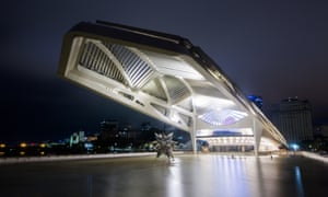 Mixing art and science on the waterfront at Pier Maua, in Rio de Janeiro, the Museum of Tomorrow won the award for best cultural organisation. Read more about the museum here.