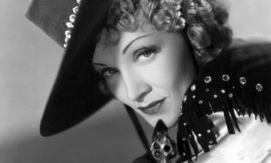Marlene Dietrich's pencil-thin look in 1944.