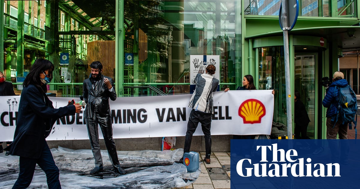 Shell in court over claims it hampered fossil fuels phase-out