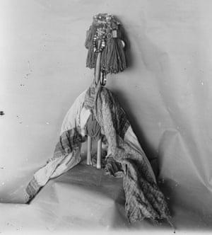 Sudanese traditional dress, 1910