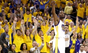 Kevin Durant and Warriors fans celebrate news of a new shipment of Soylent