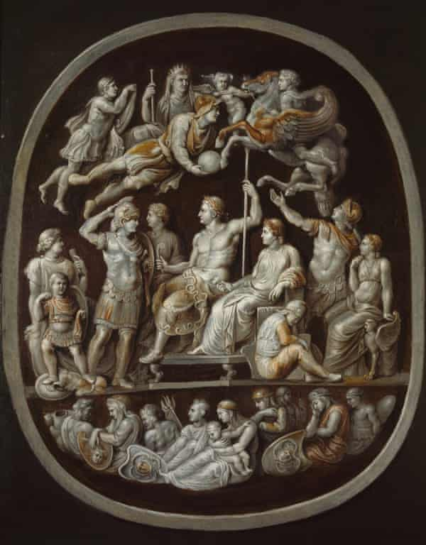 The Glorification of Germanicus by Peter Paul Rubens.
