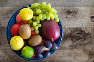 A diet that contains plenty of fruit has been shown to improve sleep apnoea.