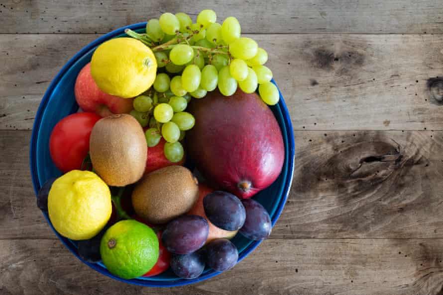 A diet that contains plenty of fruit has been shown to improve sleep apnoea.