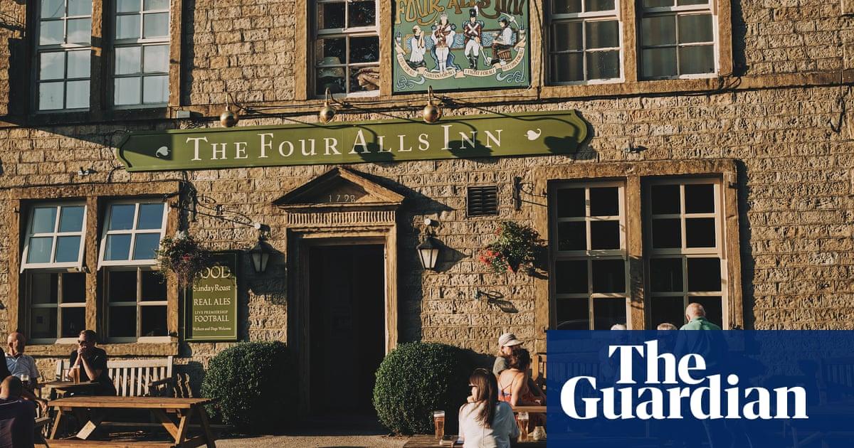 A great walk to a great pub: Four Alls Inn, Higham, Lancashire