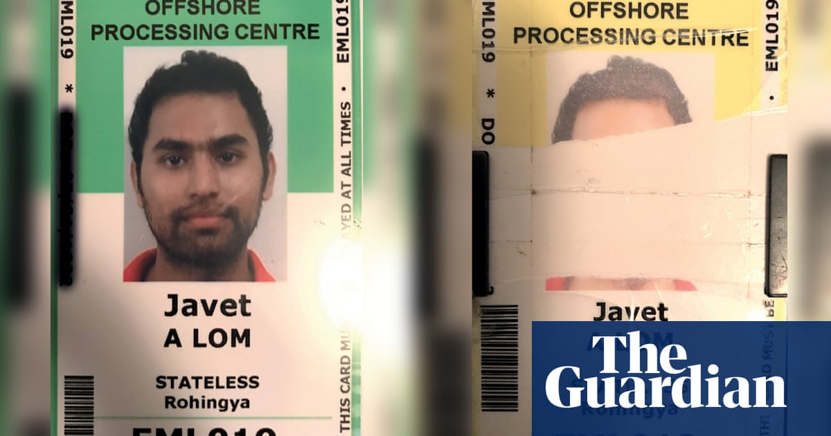 'It was like the scene of a horror movie': how Jaivet Ealom escaped from Manus Island