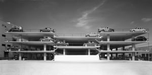 Miami Parking Garage. Robert Law Weed and Associates. Miami, FL, 1949