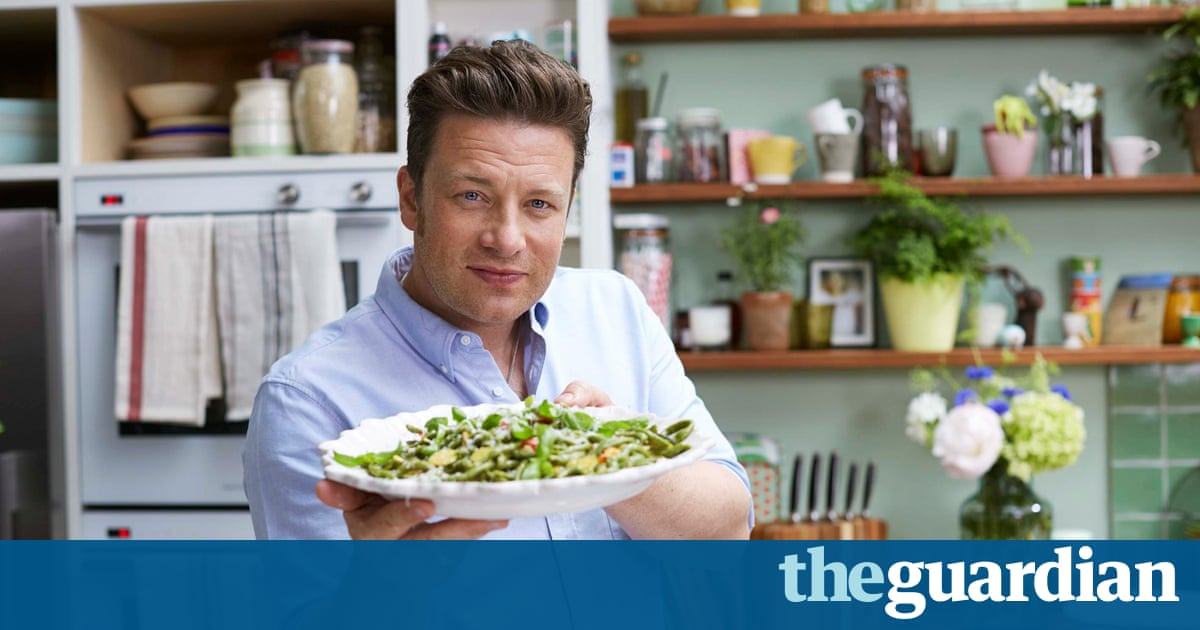 jamie oliver to launch new show as part of deal with channel 4 media the guardian. Black Bedroom Furniture Sets. Home Design Ideas
