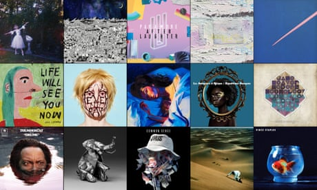 The best albums and tracks of 2017: how our writers voted