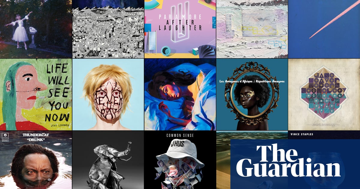 The best albums and tracks of 2017: how our writers voted | Music