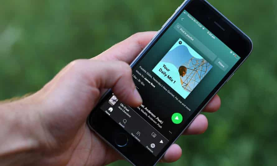 Spotify is one of the very best streaming music services available.