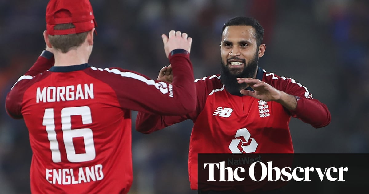 Adil Rashid hungry for new ball with aim to silence India once again