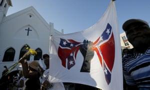 Charleston protest