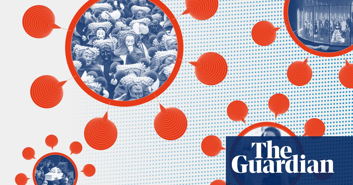The cluster effect: how social gatherings were rocket fuel for coronavirus - The Guardian