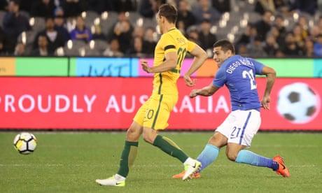 Australia v Brazil: international friendly – live!