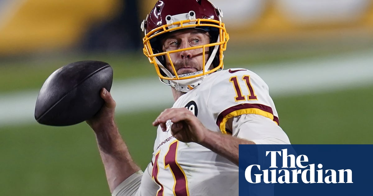 Alex Smith dropped by Washington after storybook comeback season