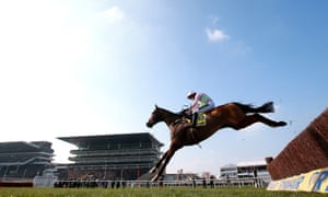 Compass business includes catering for the Cheltenham Festival