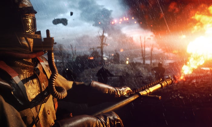 Battlefield 1 review – savage and exciting, a landmark shooter