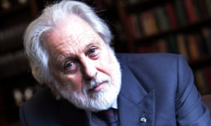 Lord Puttnam, chair of the Future Service Television report.