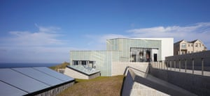 Jamie Fobert's Tate St Ives extension has been 12 years and more than £20m in the making.