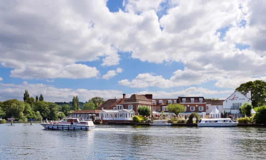 Compleat Angler in Marlow.