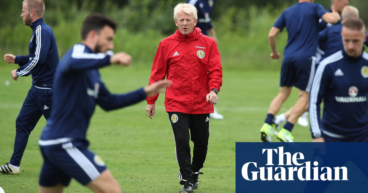 c3de0ca723436 Gordon Strachan dismisses speculation and insists Scotland can beat England