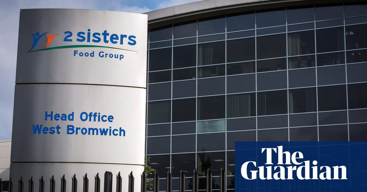 Scandal Hit 2 Sisters Suspends Chicken Production At West Midlands Plant