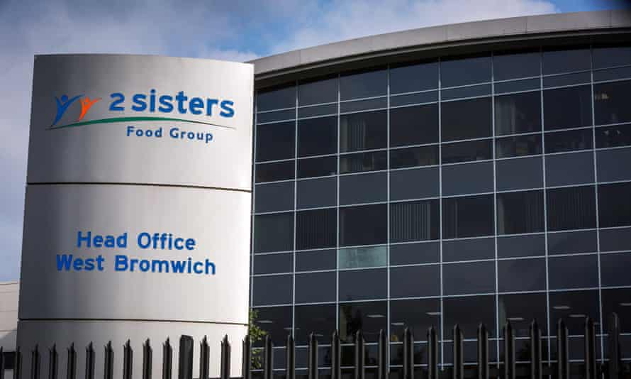 2 Sisters in West Bromwich.